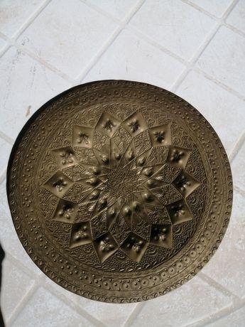 Artesanato de marrocos em latão
