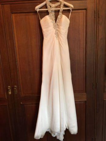 Vestido de noiva Pelicano Pronovias