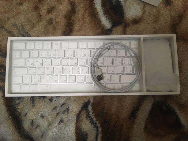 Клавиатура Apple Magic Keyboard в комплекте с мышью Magic mouse