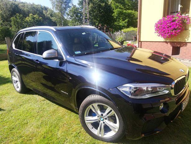 BMW X5 F15 XDrive Salon Pl 2x MPakiet