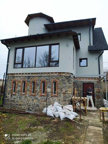 Строительство домов - профессионально и недорого!!!
