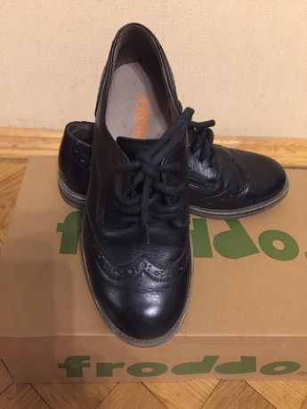 Туфли для мальчика фирмы Froddo в школу, классика!