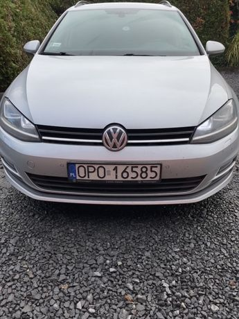 VW Volkswagen Golf VII Kombi Salon Polska