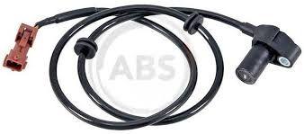 Saab Czujnik ABS prędkości obrotowej koła (ABS lub ESP) TRISCAN! Nowy!