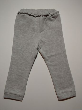 Теплые брюки, штаны. Mayoral. 12 мес., 80 см.