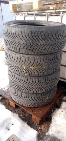 Opony zimowe Michelin 215/55/16