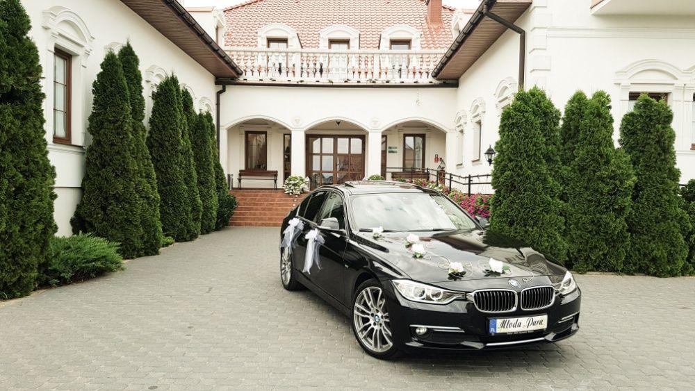 Samochód do ślubu! BMW LUXURY F30. Auto do ślubu!