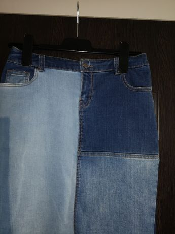 Spódnica reserved 36, S jeans