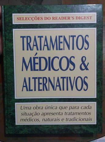 """Livro """"Tratamentos Médicos e Alternativos"""""""