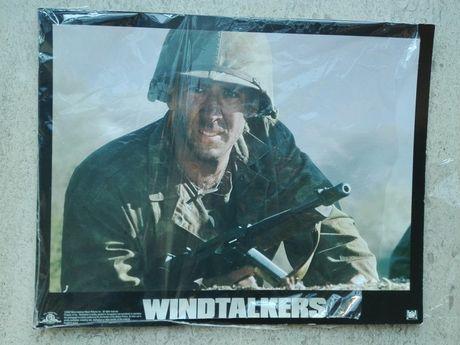 "Cartazes do filme ""Códigos de Guerra"""