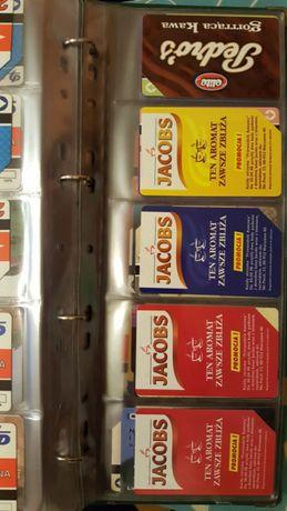 Karty magnetyczne-kolekcja-różne-nie tylko te na zdjęciu