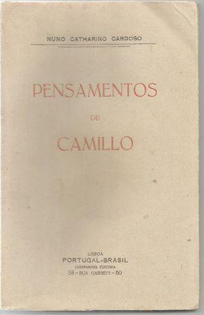 Pensamentos de Camillo - Portes incluídos