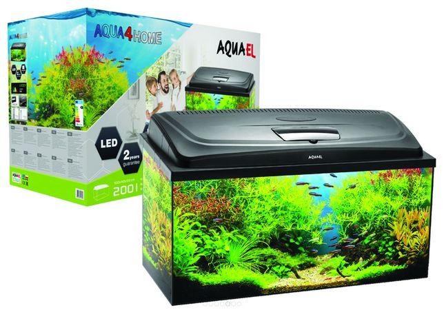 AQUAEL Akwarium Zestaw akwariowy Aqua4Family 200L PROMOCJA! Kraków