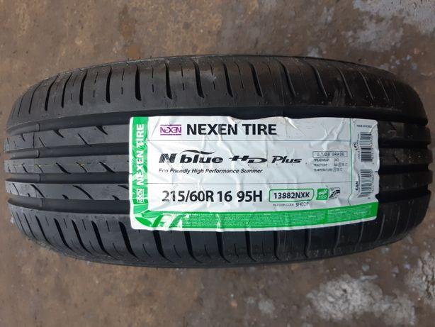 Літні шини Nexen N-BLUE HD+ 215/60 R16 [95]H