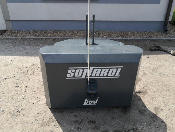 Obciążnik balast sonarol 600, 800, 1000kg nowy polecam