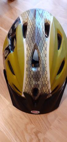 BELL kask rowerowy r. 52-54