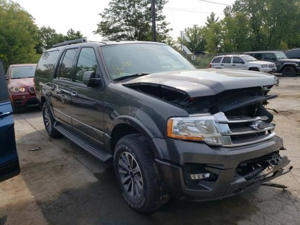 Ford Expedition 2017 3.5 long в пути