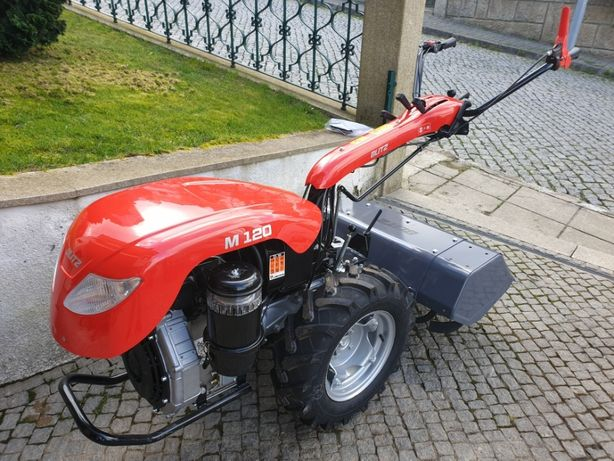 Motocultivador Valpadana Blitz 120
