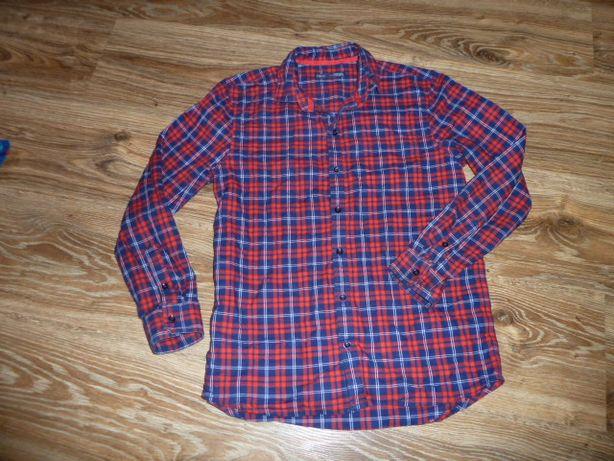next Рубашка Некст на 10 и на 11 лет , сделано в Индии, хлопок н