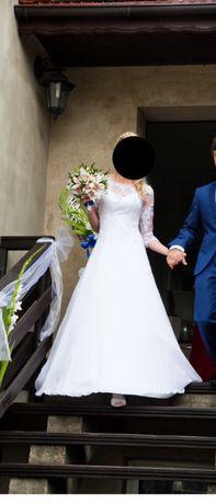 Suknia Ślubna - Sarah