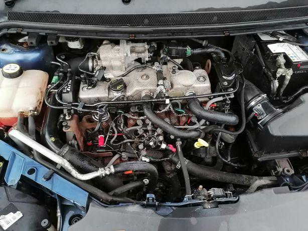 Silnik ford connect KKDA 1.8 tdci. Kompletny jescze w aucie Focus