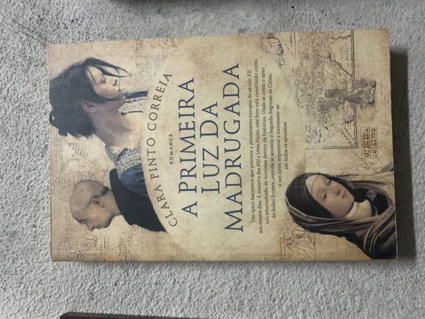 Livros - A primeira luz da madrugada A feira das vaidades Drogas Emma