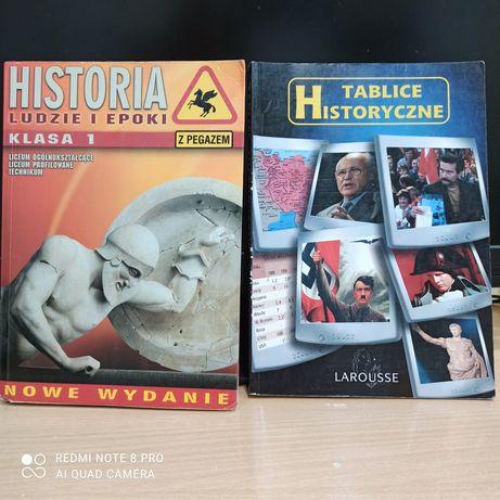 Historia, Ludzie i Epoki + tablice historyczne