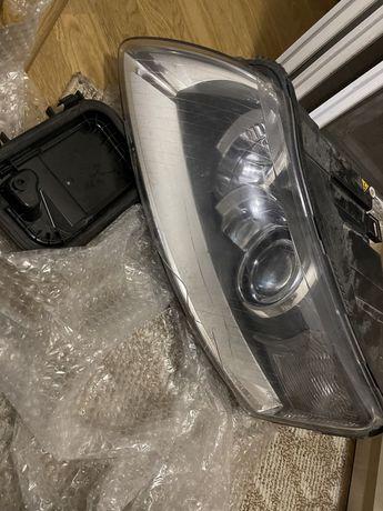 Рефлектор, лапма audi a6 c6 sedan