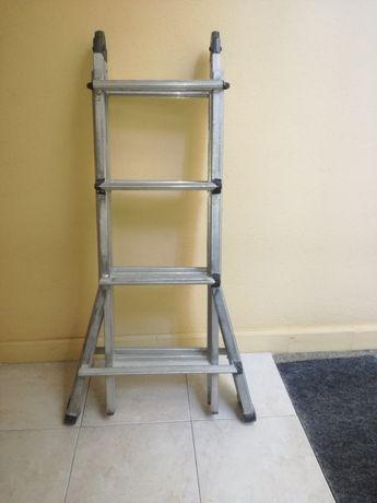 Escada Baby LIght em alumínio