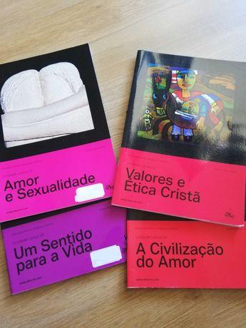 Livros Educação Moral