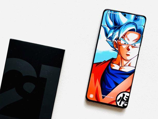 Samsung Galaxy S21 Ultra - 16/512Gb - Phantom Black