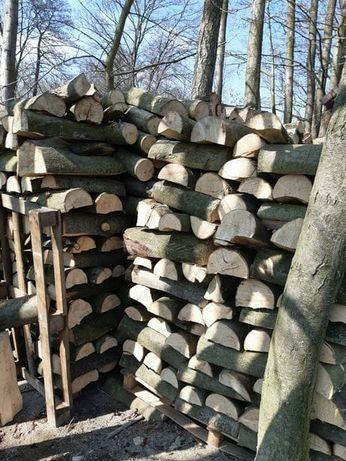 Drewno kominkowe, suche