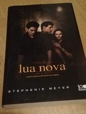 Livro Lua Nova Twilight (Novo)