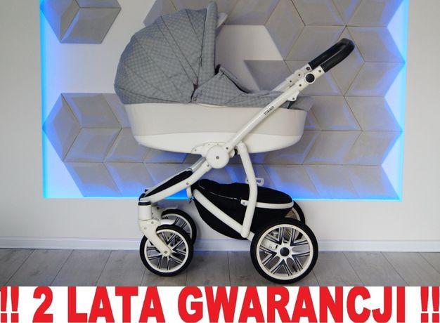 Wózek BEBETTO TORINO zestaw 3w1 z Maxi Cosi w SZARYM kolorze ! WYSYŁKA