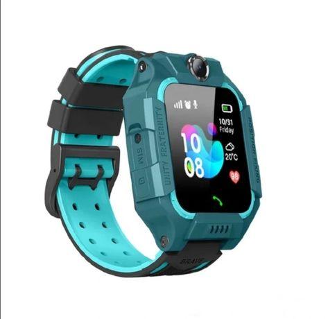 Smartwatch dla dziecka New zielony