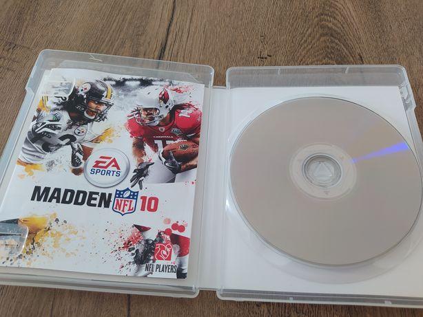 Madden  NFL10   Ps3