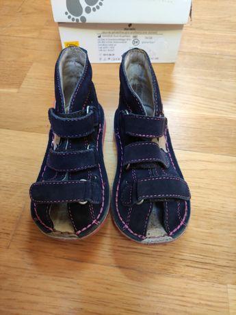 Buty buciki dziewczęce dziecięce Danielki ta125 rozmiar 23