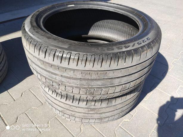 Opony Pirelli P7 cinturato