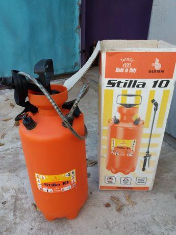 Опрыскиватель stilla-10 Италия.