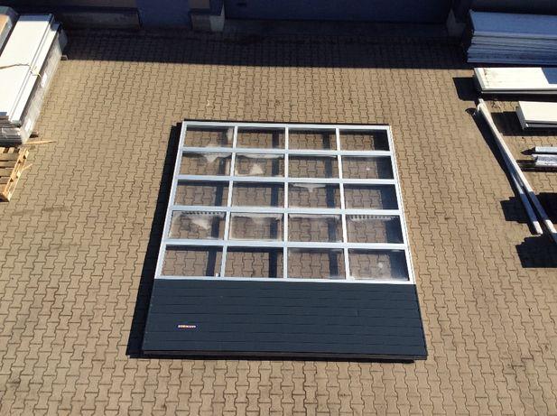 Brama panelowa segmentowa przemysłowa garażowa HORMANN 360 x 410
