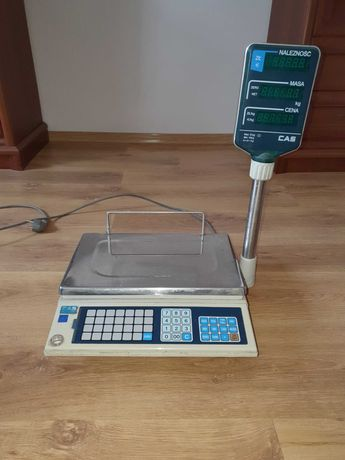 waga elektroniczna