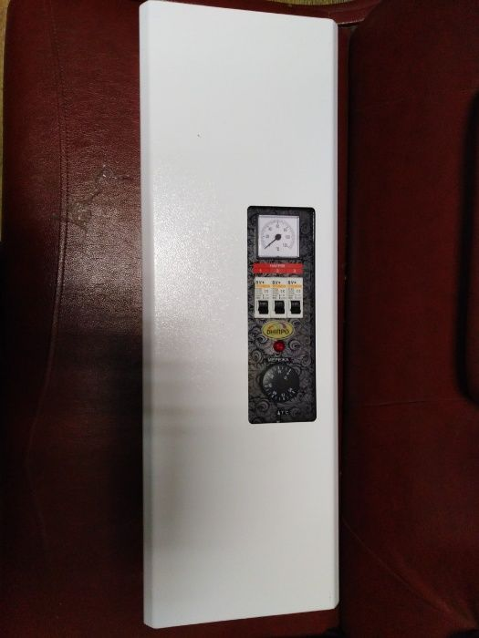 Котел электрический Днипро Мини КЭО-12-380 с насосом Софиевская Борщаговка - изображение 1