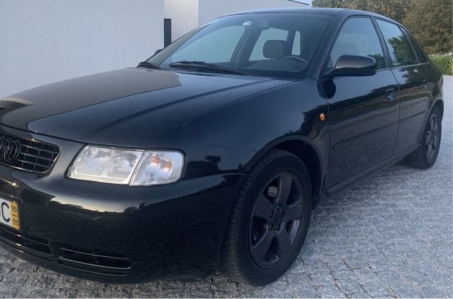 Audi A3 1.9 tdi 110 ps 5portas sport ful extras impecavem Nacional