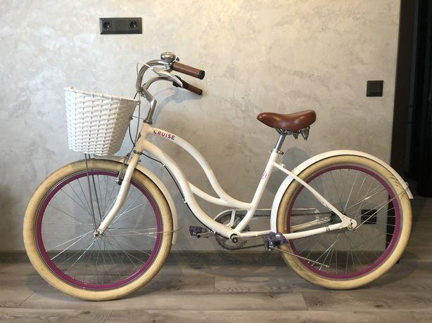 """Велосипед 26"""" Dorozhnik CRUISE Ph 2019"""