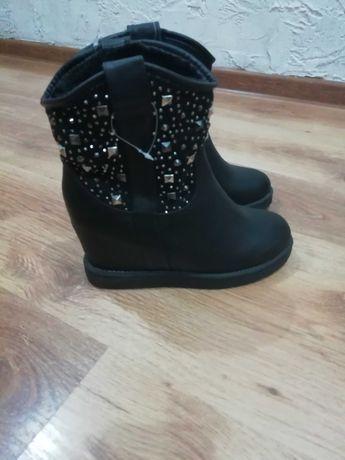 Nowe buty zimowe:-)