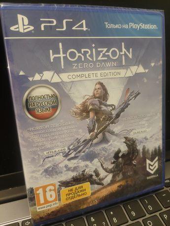 Horizon Zero Dawn (новый диск)