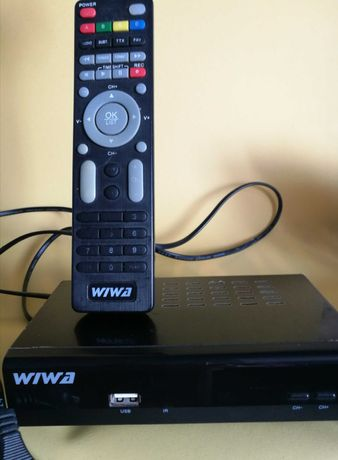 Tuner WIWA do naziemnej telewizji cyfrowej