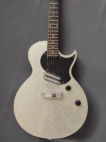Gitara elektryczna Vintage ZIP (UNIKAT!) Wysyłka za darmo!