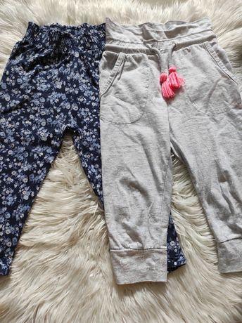 Spodnie z bawełny Next Pepco