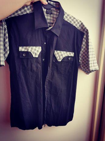 Koszula męska M stan idealny
